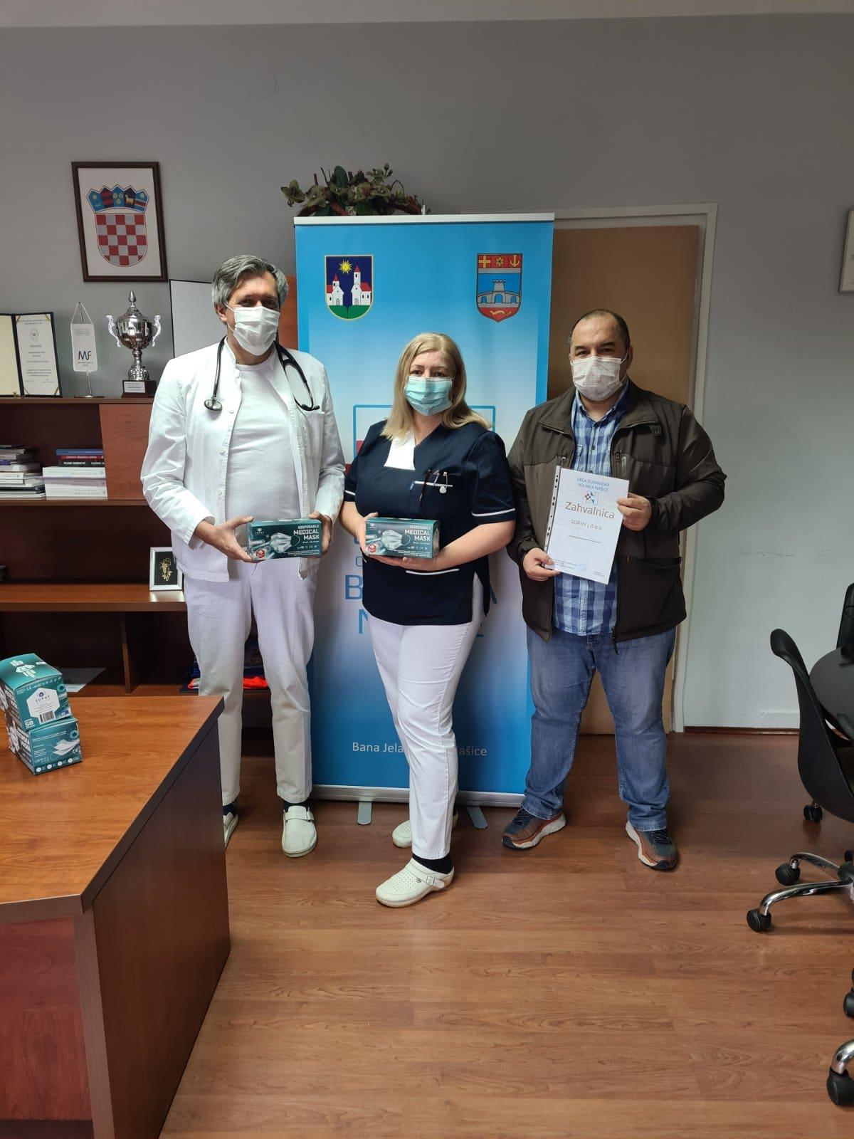 Bolnica Našice - donacija